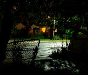 Chris Moss, Art, Moab Photographer, Blog, house at night