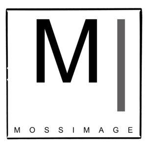 Contact, moss image logo
