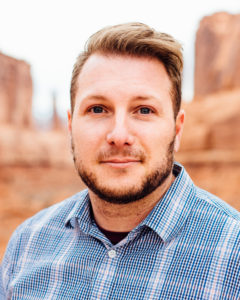 About, Chris Moss, Portrait of Artist, Red Rocks
