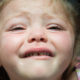photography of girl crying