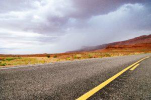 Landscape, Road leading to desert, Chris Moss, Moss Image