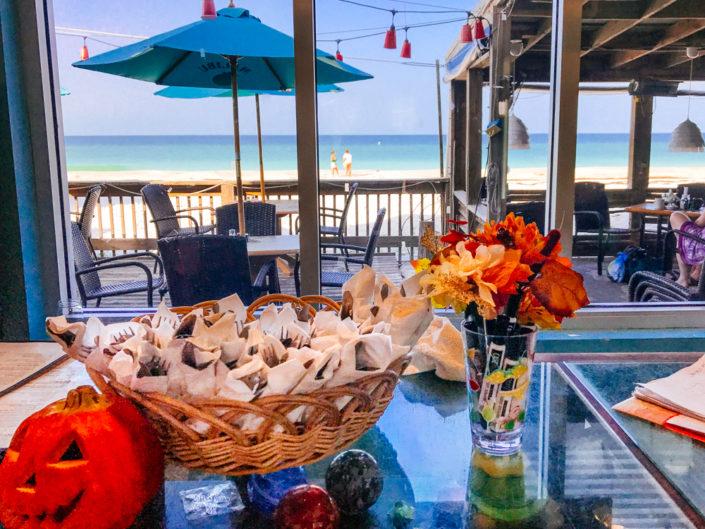 Moss Image Travel Blog, Chris Moss, Anna Maria Island, Cafe Inside
